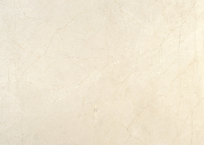 "OLY Composite Marble Crema Marfil Sizes 24""x24"" 12""x24"" Polished"