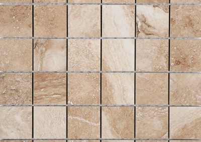 "OLY Essex Series Taupe Size 2""x 2"" Polished"