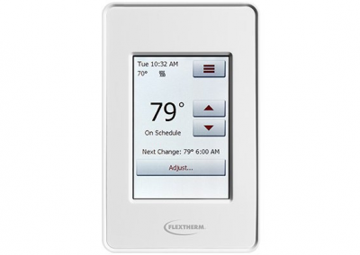 PRO- Flextherm Concerto Touch Thermostat