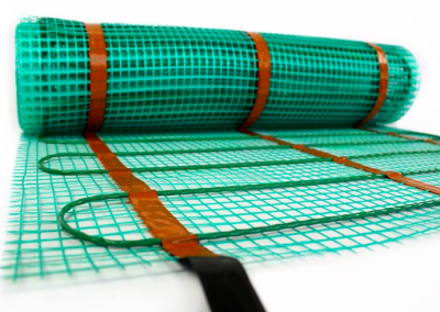 PRO- Flextherm Green Cable Mat For Obstacle Free Rooms