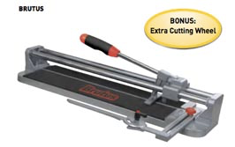 PRO Q10552 QEP Brutas 20' 14 Diagonally Tile Cutter