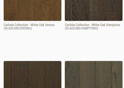 ENGINEERED HARDWOOD GESCO