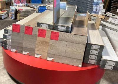 LAMINATE NEW ARRIVALS $1.50 SQ.FT.